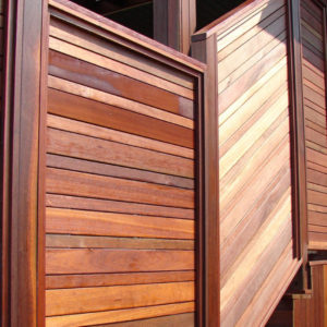 Hardwood Home Components by Teak Bali