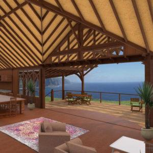 Hawaii Style House Design