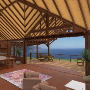 Tropical house designs plans teak bali for Bali style homes to build